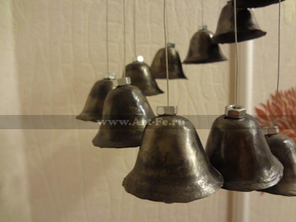 Кованые колокольчики 2